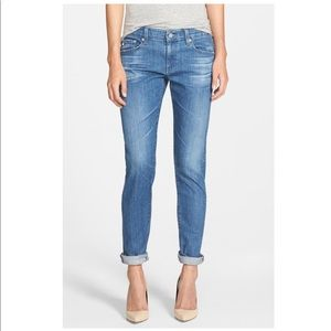 Adriano Goldschmied✨the Nikki relaxed skinny jean
